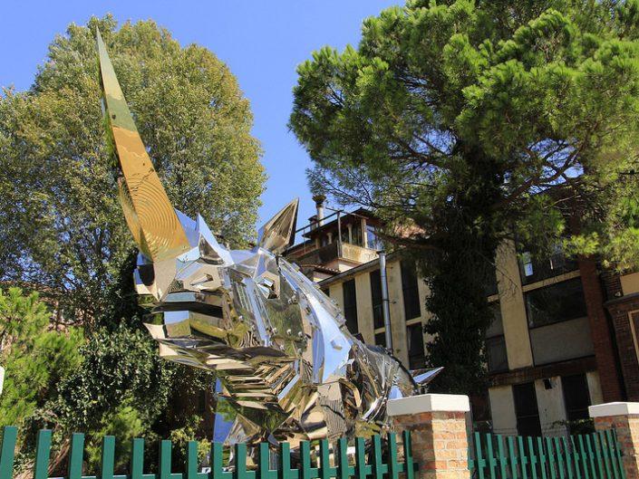 King Kong Rhino Biennale Venezia Marciana